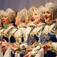 Ожившими скульптурами станут артисты Омского русского народного хора