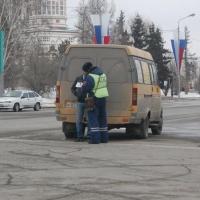 Во время рейда в Омске поймали маршрутку-призрак