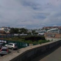 «ИТ-банк» продает участок в центре Омска под ресторан или магазин