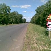 В Омске нашли пьяного водителя, который сбил женщину