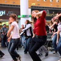 В омской «Меге» пройдут танцевальные мастер-классы