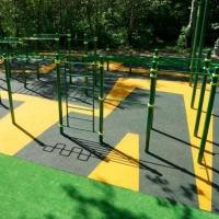 На Левом берегу появится новая спортивная площадка