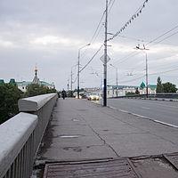 Юбилейный мост в Омске перекроют на 65-летие Путина