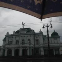 В Омске намечается дождливый и теплый День города