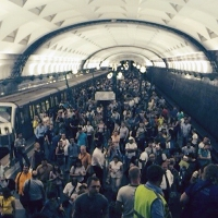 Число погибших в московском метро увеличилось до 16