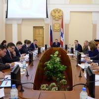 Бурков поручил определить источник появления воды и принять меры
