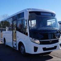 В Омске на рейсы вышли шесть автобусов с кондиционерами