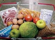 В Омской области изменились цены на продукты питания