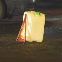 На трассе в Омской области две машины сбили одного пешехода