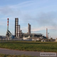 Назаров поздравил работников Омского НПЗ с юбилеем предприятия