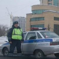 Омские полицейские сняли с рейса пьяного водителя маршрутки