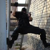 Омские наркополицейские отметили свой профессиональный праздник