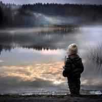 В Омской области во время детской прогулки утонул ребёнок