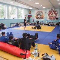 Омичи взяли «золото» на турнире по бразильскому джиу-джитсу