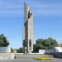 Стелу на омском бульваре Победы демонтируют и обновят
