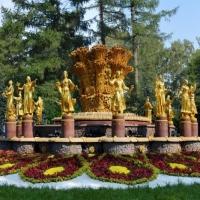 На омской «Флоре» установят копию фонтана «Дружба народов», как на ВДНХ