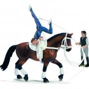 «Загляните лошади в глаза и вы всё поймёте…» – говорит представитель династии жокеев-наездников
