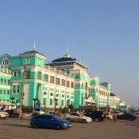 На Омском железнодорожном вокзале открылась игровая комната