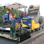 Начинается строительство дорог по программе «Единой России»