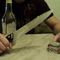 Пьянка в одном из домов Омска переросла в смертельную поножовщину