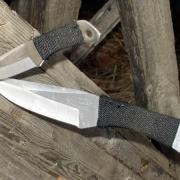С ножом к победе