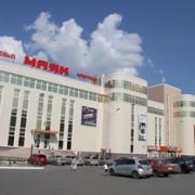 """В Омске эвакуировали 1500 человек из горевшего ТК """"Маяк"""""""