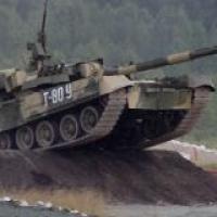 После аварии с танком омская мэрия наградит лучших танкистов