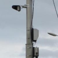 На омских улицах установили новые комплексы фотофиксации