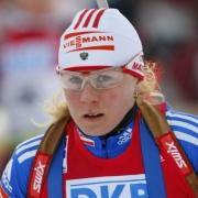 Омская биатлонистка стала несчастливой на этапе Кубка мира