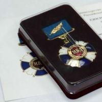 Глава МВД наградил Варнавского высшим общественным знаком за содействие ведомству