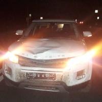 На дороге под Омском насмерть сбили пешехода в районе остановки