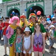 В Омске масштабно отпразднуют День защиты детей