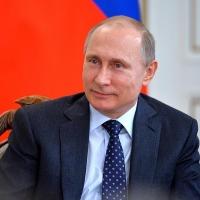 Омичка сделала пробкового Путина
