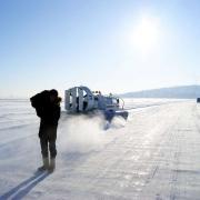 Омские учёные разработали технологию усиления льда для переправы