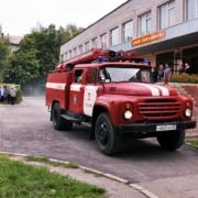 В Омске горела школа
