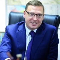 Бурков официально прописался в Омске
