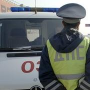 """В Омской области двое человек погибли в аварии автобуса и """"Жигулей"""""""