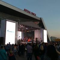 Сцену на День города перенесут подальше от «Арены Омск»