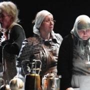 Омский театр драмы расскажет о мужестве женщин