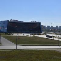 Новый глава Кировского округа планирует построить дорогу к «Арене Омск» за федеральный счет