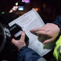 Омич заметил пьяного водителя в Нефтяниках и сообщил в полицию