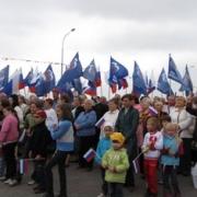 Павел Кочергин: Нам есть, кому передать знамя родины