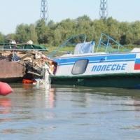 Капитан затонувшего теплохода «Полесье» выпущен по амнистии