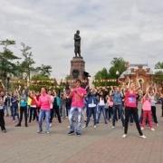 Омичи поучаствуют в сибирском танцевальном флешмобе