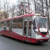 В Омске модернизируют старые трамваи