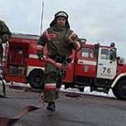 В налоговой инспекции Ленинского округа Омска произошёл пожар