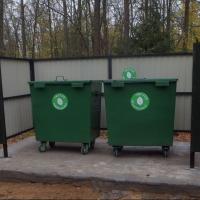 В Омске ищут подрядчика для создания более 800 площадок для приема и накопления мусора