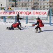 Заключительный аккорд зимней спартакиады в Омске