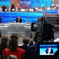 Основатель омской компании «Титан» был участником «Прямой линии с Владимиром Путиным»