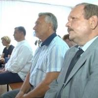 На судебном заседании по делу омских чиновников послушали аудиозапись